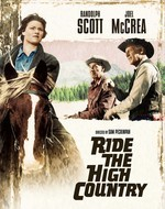 Ride The High Country on DVD