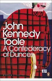 A Confederacy of Dunces by John Kennedy Toole image