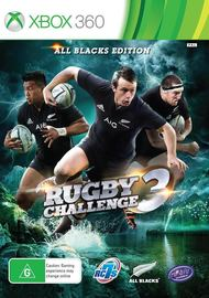 All Blacks Rugby Challenge 3 full game download for X360