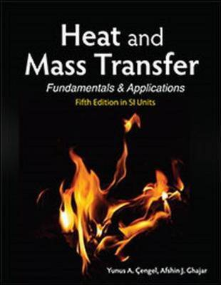 Heat and Mass Transfer in SI Units by Yunus Cengel