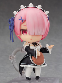 Re:ZERO: Nendoroid Ram - Articulated Figure