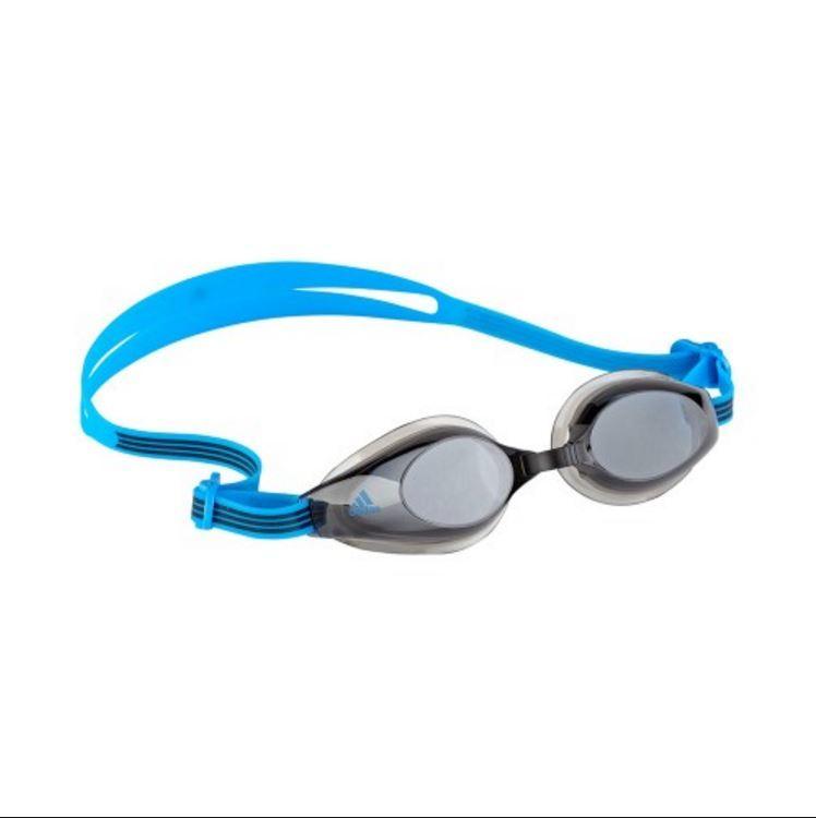 Adidas Aquastorm Goggles - Smoke Lens (Blue) image