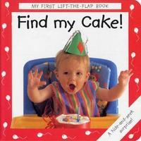 Find My Cake! by Debbie MacKinnon image