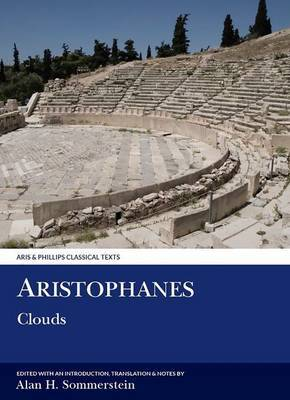 Aristophanes: Clouds by Aristophanes image