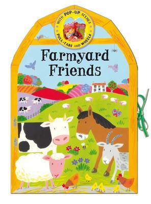 Colourful Carousels: Farmyard Friends image