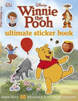 Ultimate Sticker Book: Winnie the Pooh by DK Publishing image