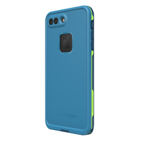 LifeProof Fre Case for iPhone 7 Plus/8 Plus - Blue Lime
