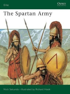 The Spartan Army by Nick Sekunda image