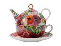 Maxwell & Williams: Teas & C's Glastonbury Tea for 1 - Poppy (300ml)