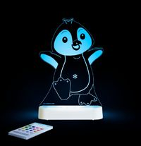 Aloka: Night Light - Penguin