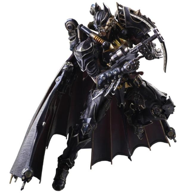 DC Comics: Batman (Timeless Steampunk) - Variant Play Arts Kai Figure