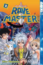 Rave Master: v. 8 by Hiro Mashima image