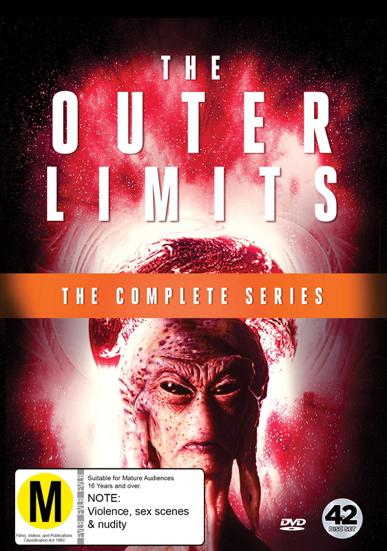 The Outer Limits Collection - 1995-2002 on DVD