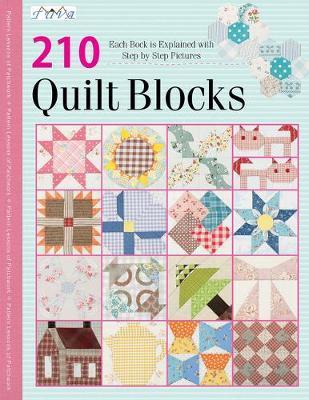 210 Quilt Blocks by Tuva Publishing