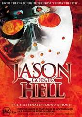 Jason Goes To Hell on DVD