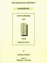 The Romance Writer's Handbook by LaFlorya Gauthier image