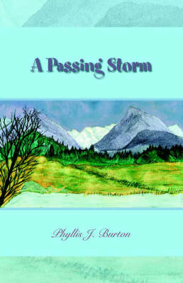 A Passing Storm by Phyllis J. Burton image