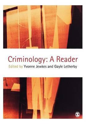 Criminology image