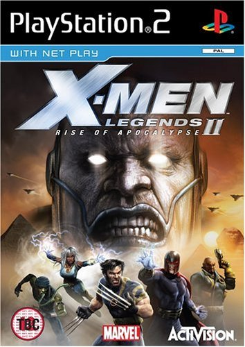 X-Men Legends II for PlayStation 2