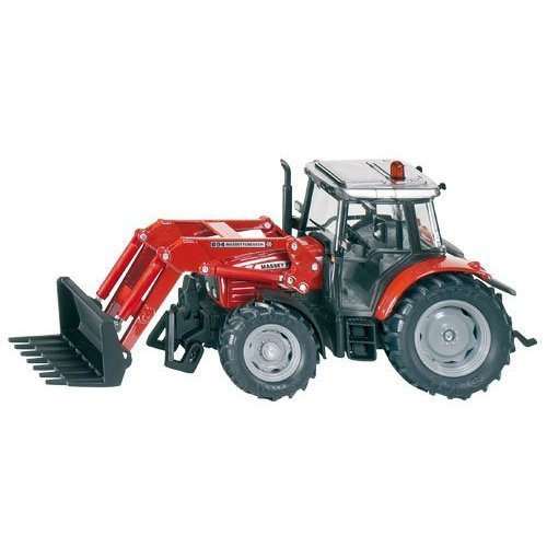 Siku: Massey Ferguson 894 Tractor with Front Loader - 1:32