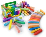 Crayola: 48 Thick Stick Chalk