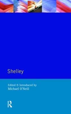 Shelley by Michael O'Neill