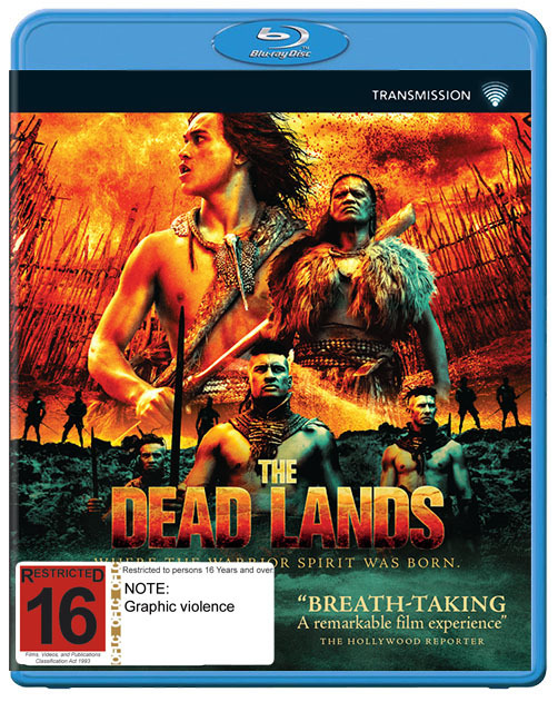 The Dead Lands on Blu-ray image