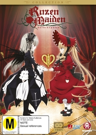 Rozen Maiden: Zuruckspulen Collection on DVD