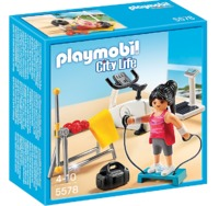 Playmobil: Fitness Room (5578)