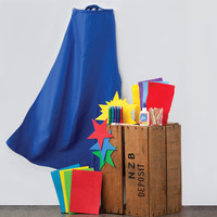 Seedling: Design your own Superhero Cape image
