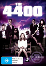 4400, The - Season 3 (4 Disc Set) on DVD