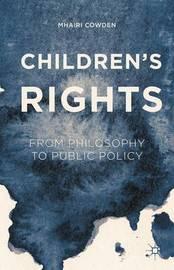 Children's Rights by Mhairi Cowden