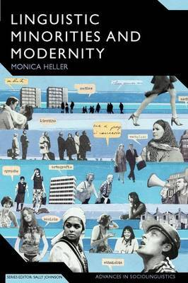 Linguistic Minorities and Modernity by Monica Heller image