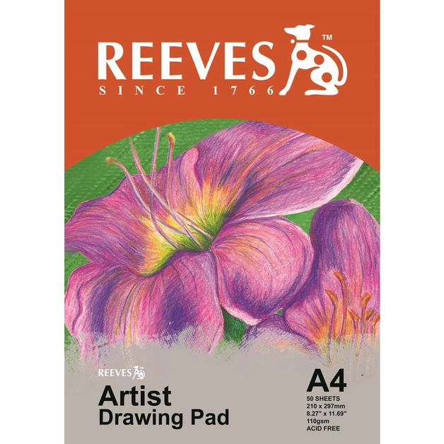 Reeves Artist Drawing Pad A4