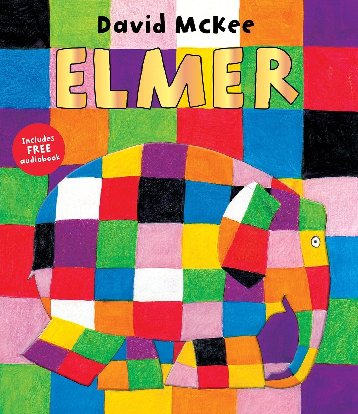 Elmer by David McKee image