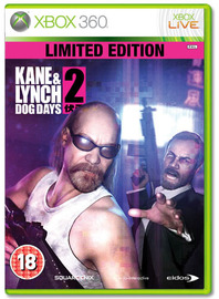 Kane & Lynch 2: Dog Days Limited Edition for X360