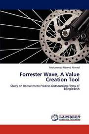 Forrester Wave, a Value Creation Tool by Mohammad Naveed Ahmed