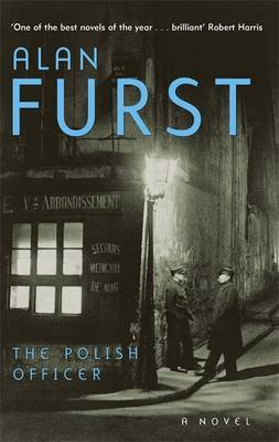 The Polish Officer by Alan Furst image