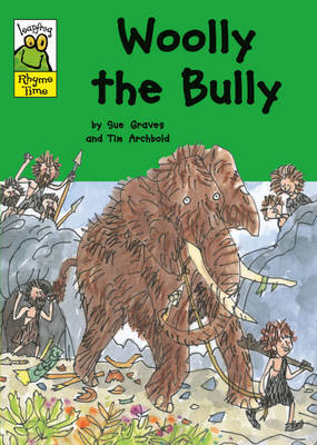 Woolly the Bully by Sue Graves image