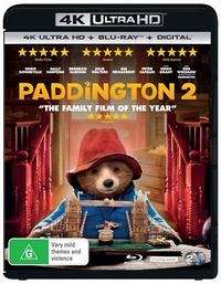 Paddington 2 on UHD Blu-ray