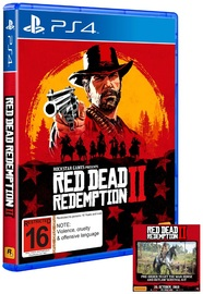 Red Dead Redemption 2 for PS4 image
