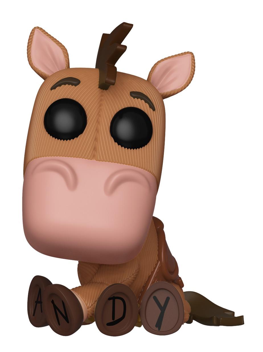 Toy Story - Bullseye Pop! Vinyl Figure image