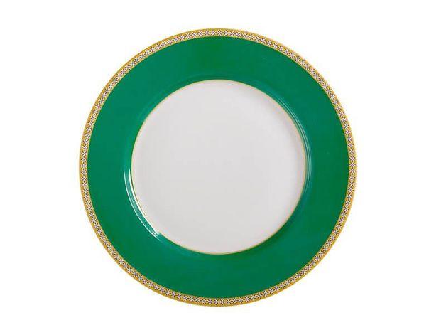 Maxwell & Williams: Teas & C's Contessa Classic Rim Plate - Green