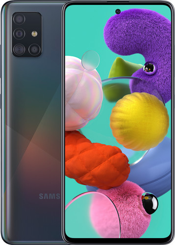 Samsung Galaxy A51 (2020) 6GB RAM / 128GB - Prism Black
