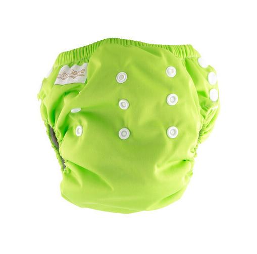 Little Genie: Reusable Charcoal Training Pants - Go Go Green