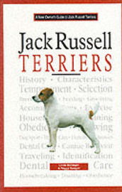 A New Owners Guide to Jack Russell Terriers by Linda Bollinger image