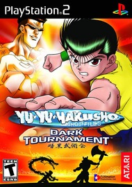 Yu Yu Hakusho: Dark Tournament for PlayStation 2 image