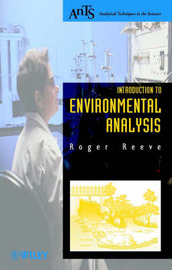 Introduction to Environmental Analysis by Roger N Reeve image