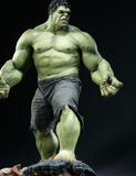 Hulk The Avengers Maquette