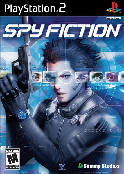 Spy Fiction for PS2